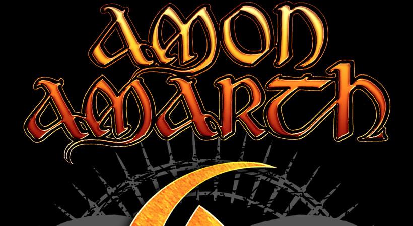 Amon Amarth T-shirt 1