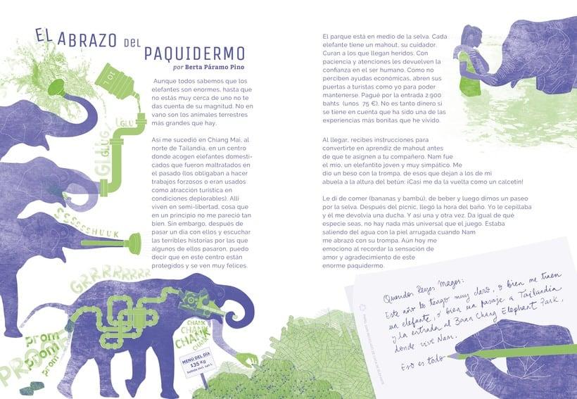EL ABRAZO DEL PAQUIDERMO (para revista ¡La leche! #3) 0
