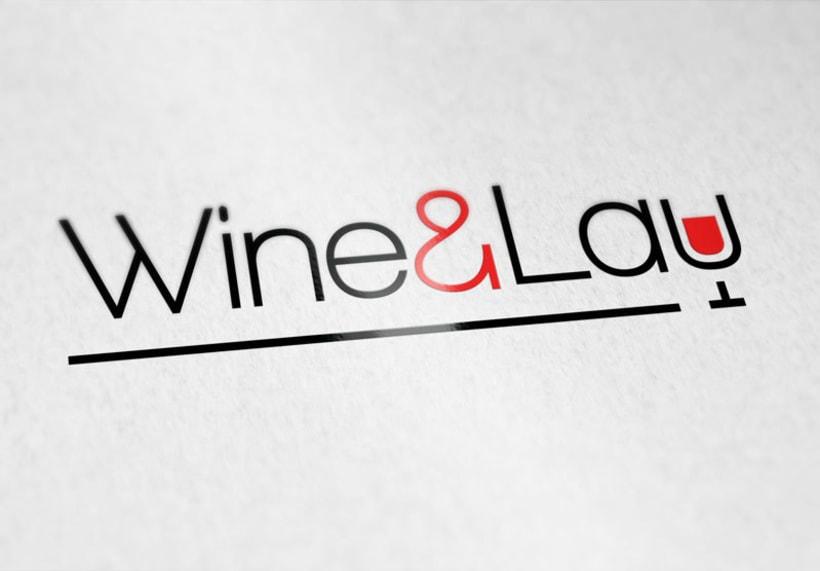 Wine&Lau Identidad Visual 2