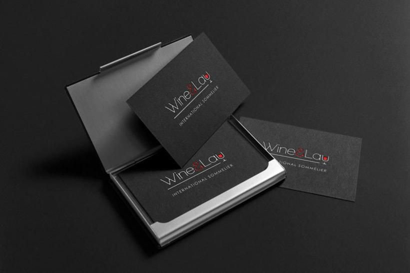 Wine&Lau Identidad Visual 4