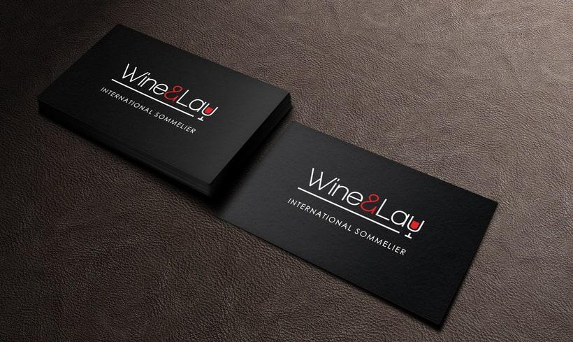 Wine&Lau Identidad Visual 3