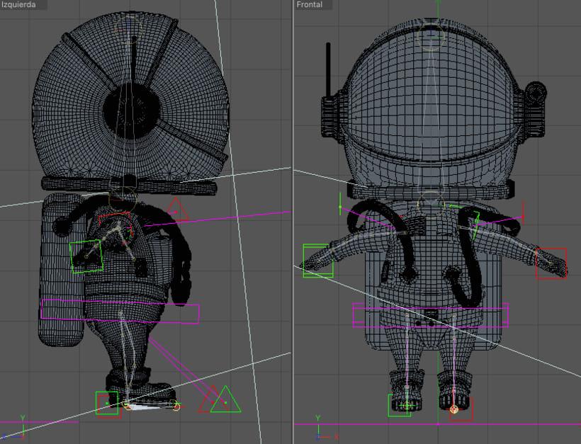 Mi Proyecto del curso: Diseño de personajes y Animación 3D 5