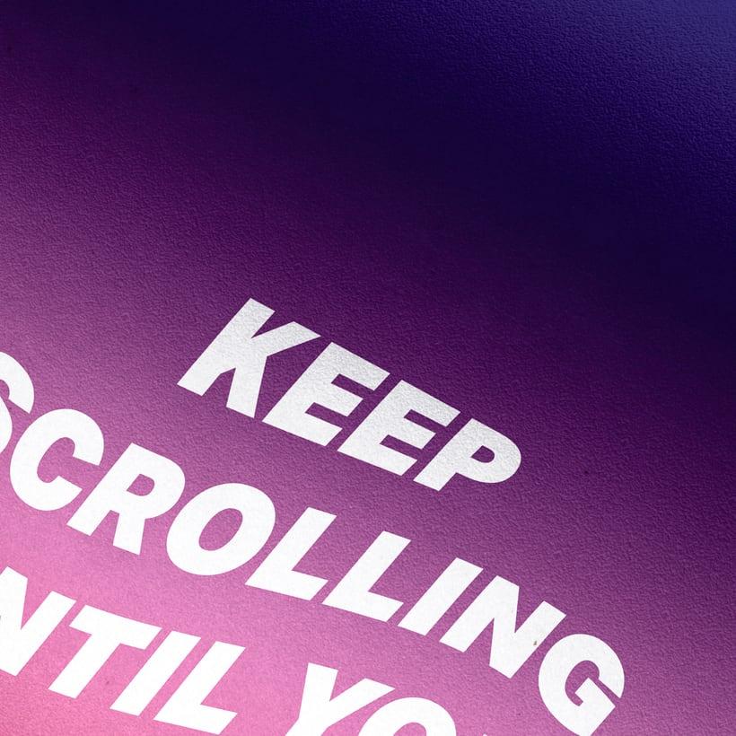 Keep Scrolling 0