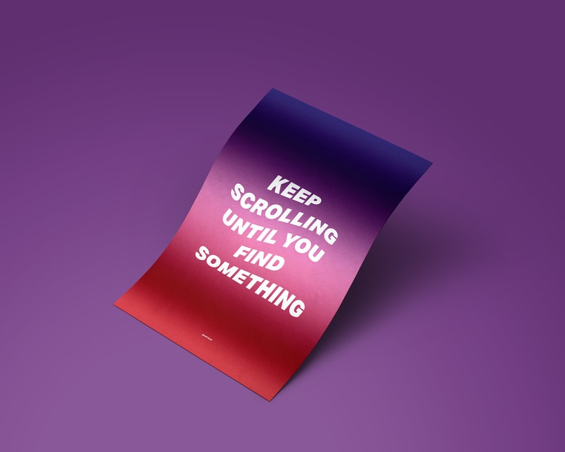 Keep Scrolling 1