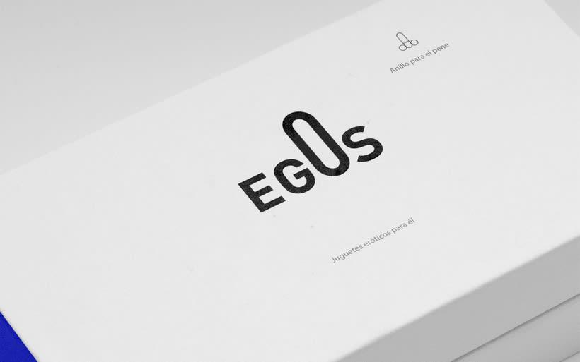 Packaging Juguetes Eróticos «Egos» 1