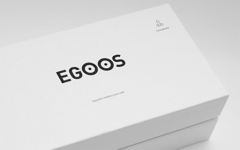 Packaging Juguetes Eróticos «Egos» 3