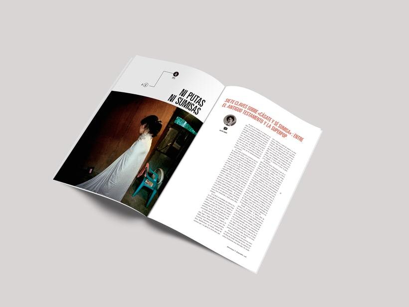 Diseño Editorial «Heterodoxia» 3