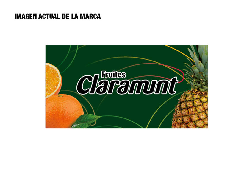 Restyling branding  Claramunt Food Services 3