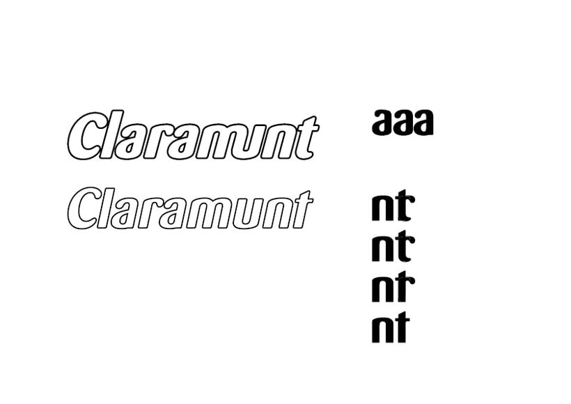 Restyling branding  Claramunt Food Services 5