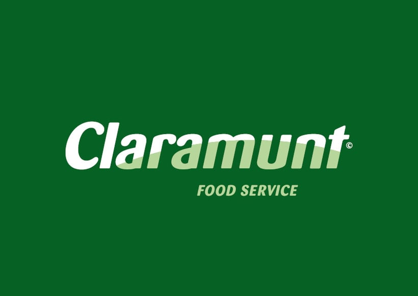 Restyling branding  Claramunt Food Services 11