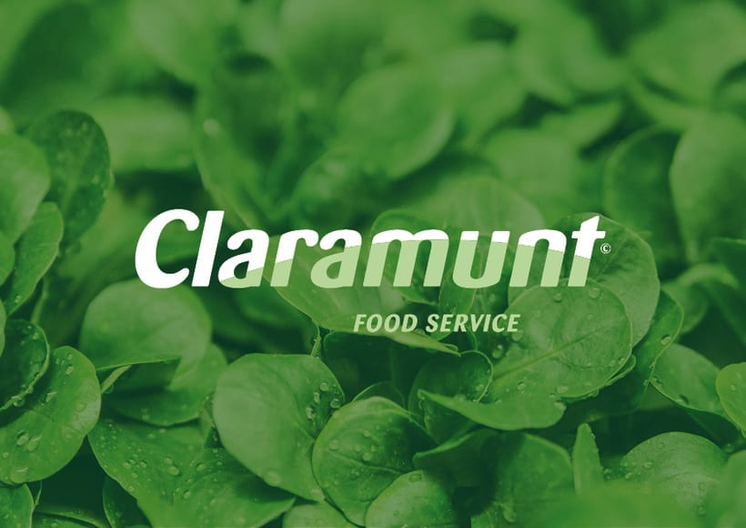 Restyling branding  Claramunt Food Services 14
