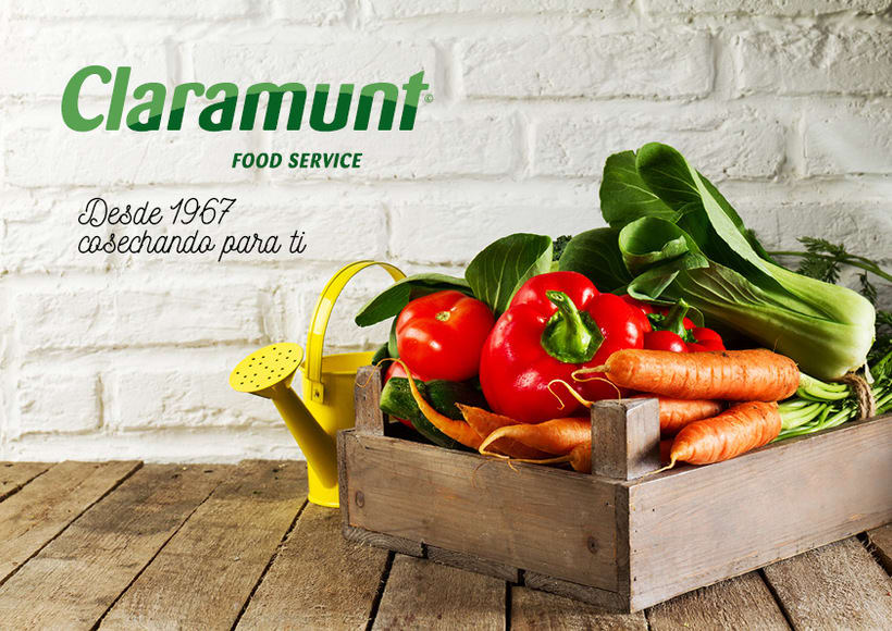 Restyling branding  Claramunt Food Services 15