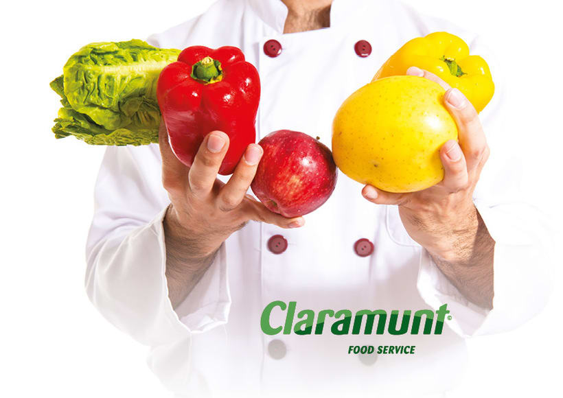 Restyling branding  Claramunt Food Services 16