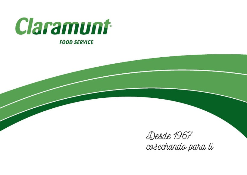 Restyling branding  Claramunt Food Services 32