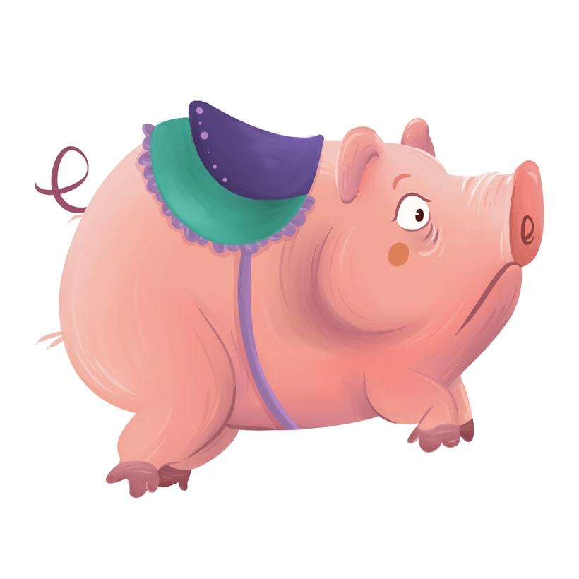 Carrusel Animal 1