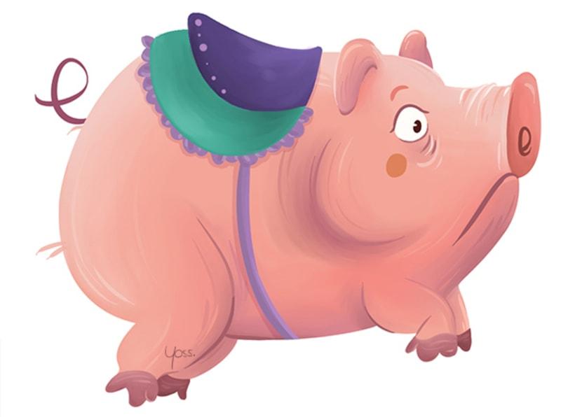 Carrusel Animal 3
