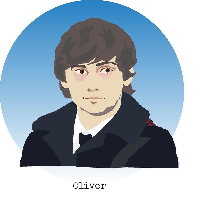 Submarine: Oliver y Jordana 0
