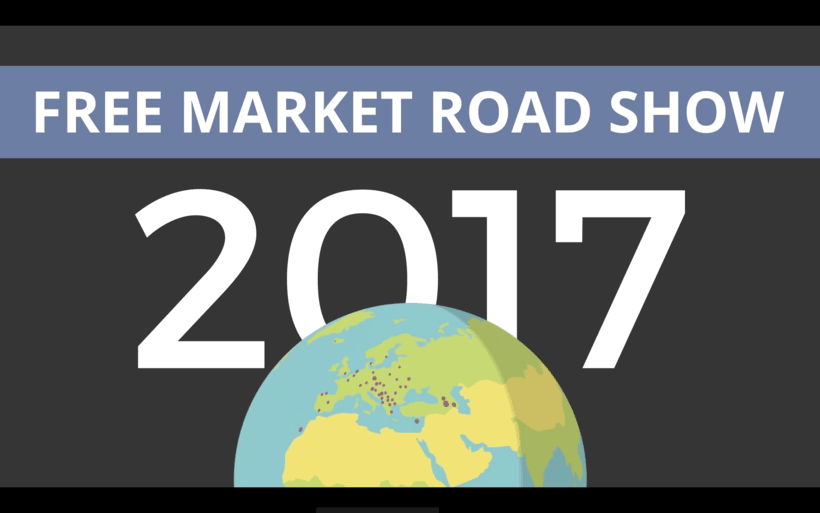 10 years of Free Market Road Show -1