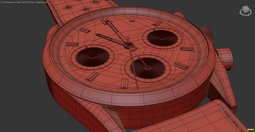 Proyecto reloj Tag Heuer 1