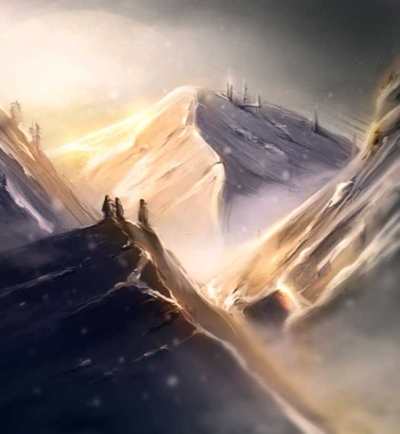 Illustration - mountains exercise -1