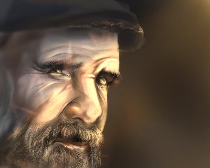 illustration - man -1