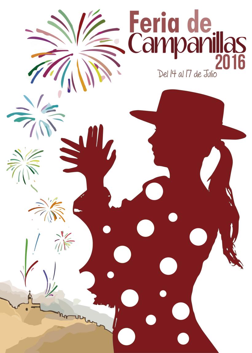 Cartel Feria de Campanillas 2016 -1