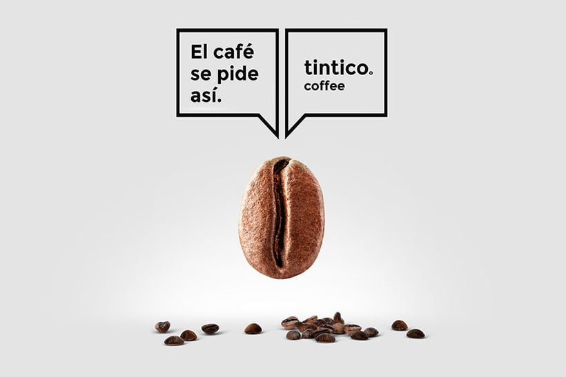 Tintico Coffee :: Logo + Packaging 2