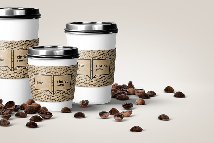Tintico Coffee :: Logo + Packaging 6