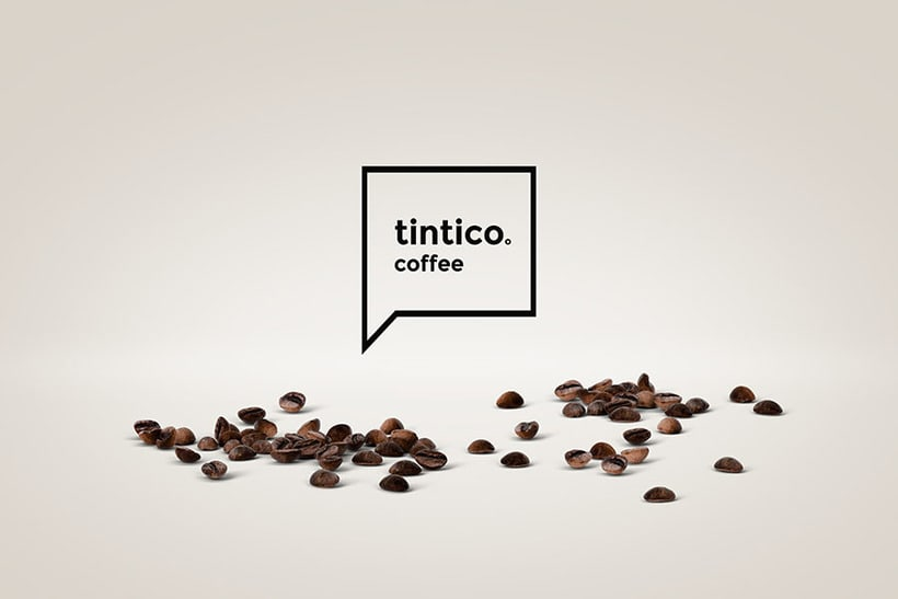Tintico Coffee :: Logo + Packaging 0