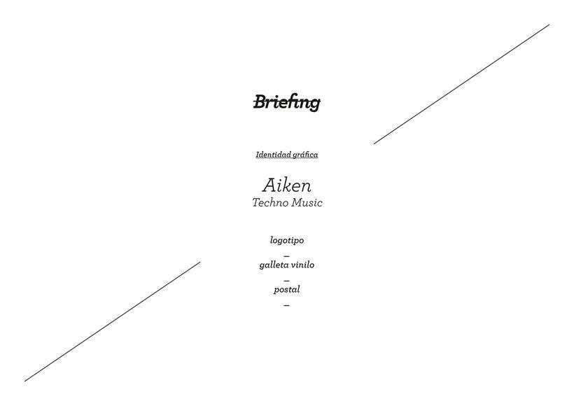 Aiken - Semantica Records 1