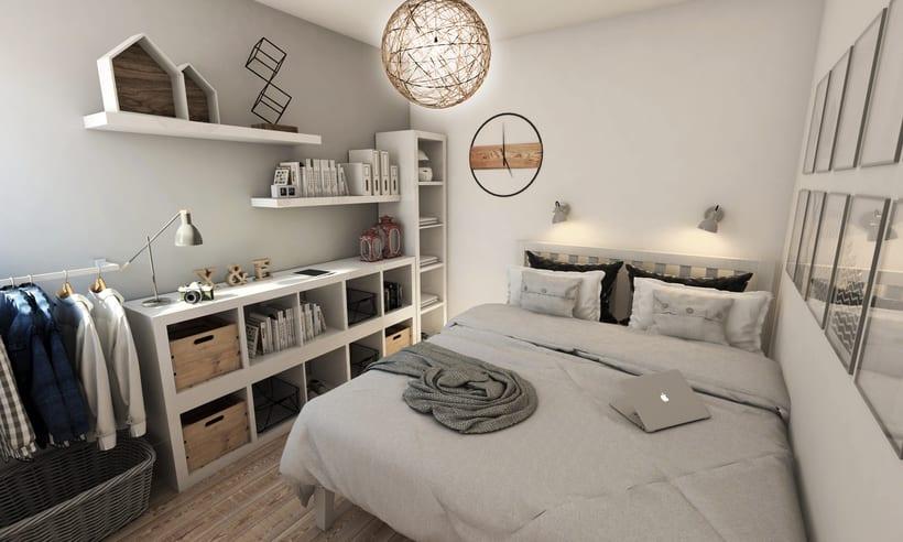 Reforma de una habitación -1