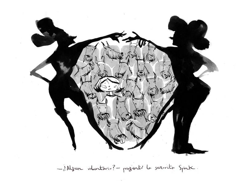 Ilustraciones para Coraline de Neil Gaiman 5