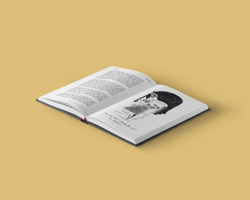 Ilustraciones para Coraline de Neil Gaiman 6