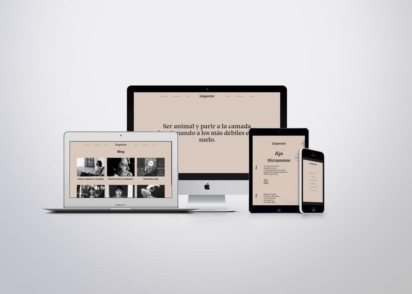 Lispector Magazine – revista digital 4