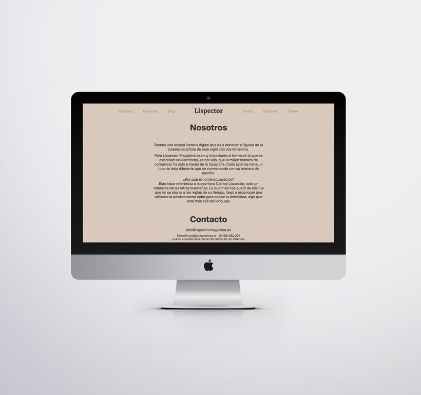 Lispector Magazine – revista digital 2