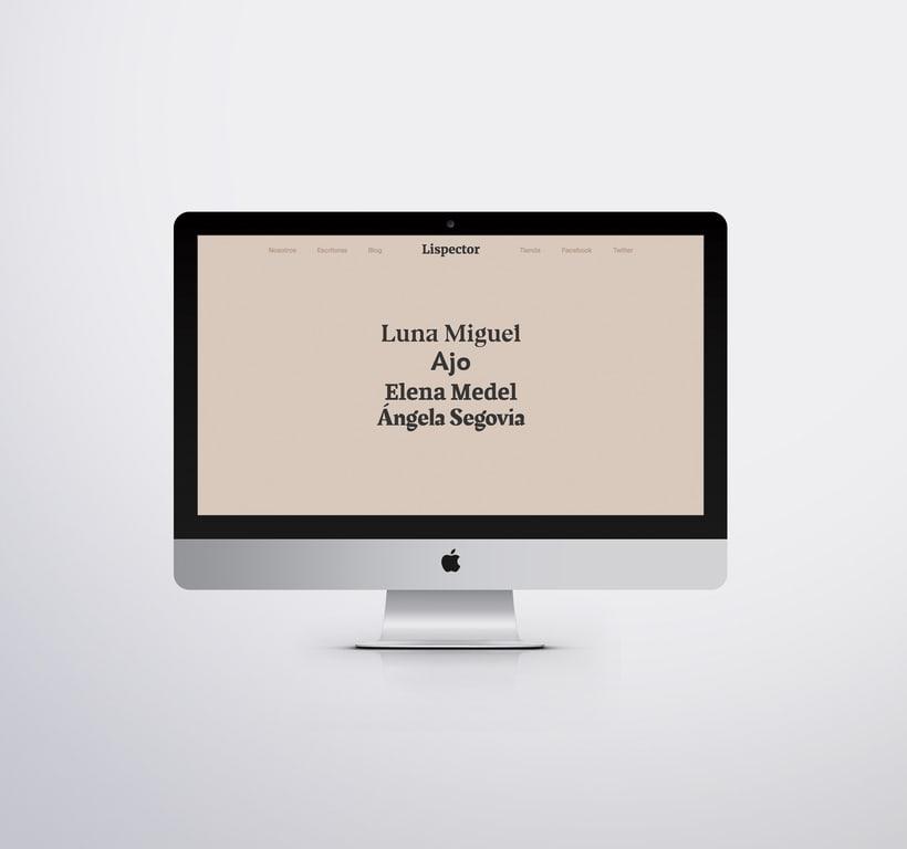 Lispector Magazine – revista digital 3