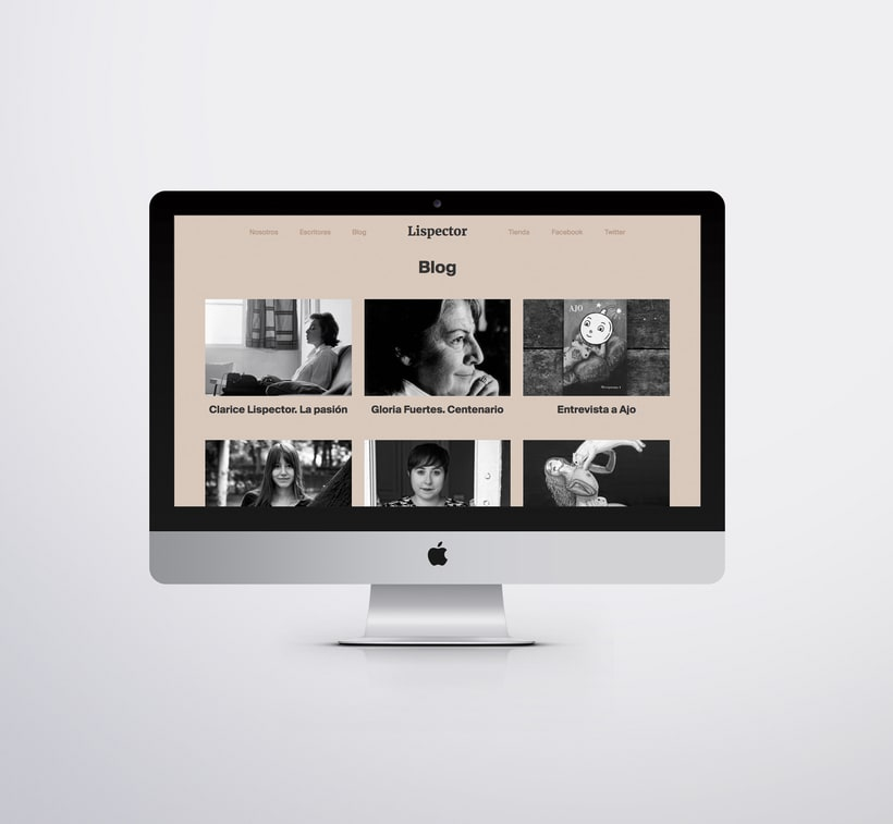 Lispector Magazine – revista digital 6
