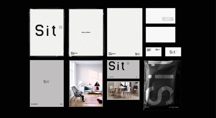 Sit es un negocio de sillas y sillones individuales. 3