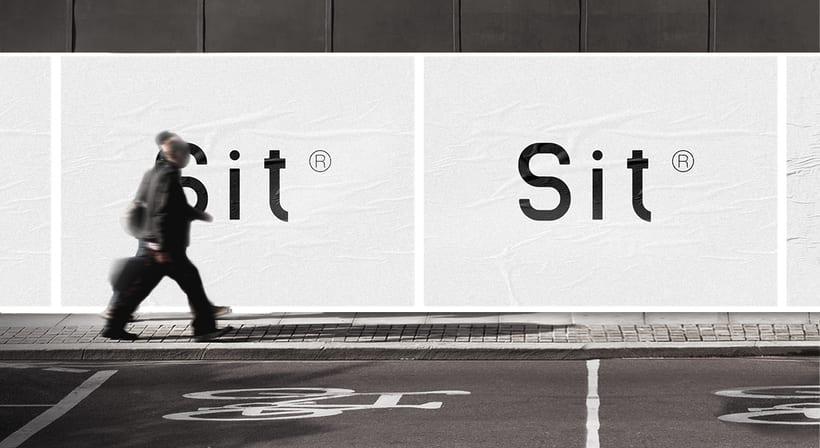 Sit es un negocio de sillas y sillones individuales. 9