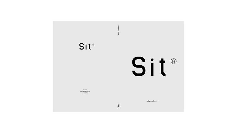 Sit es un negocio de sillas y sillones individuales. 10