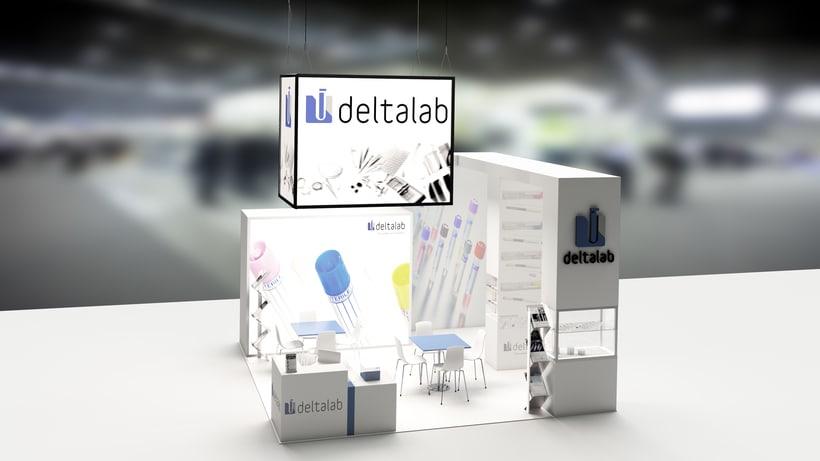 Stand Deltalab 0