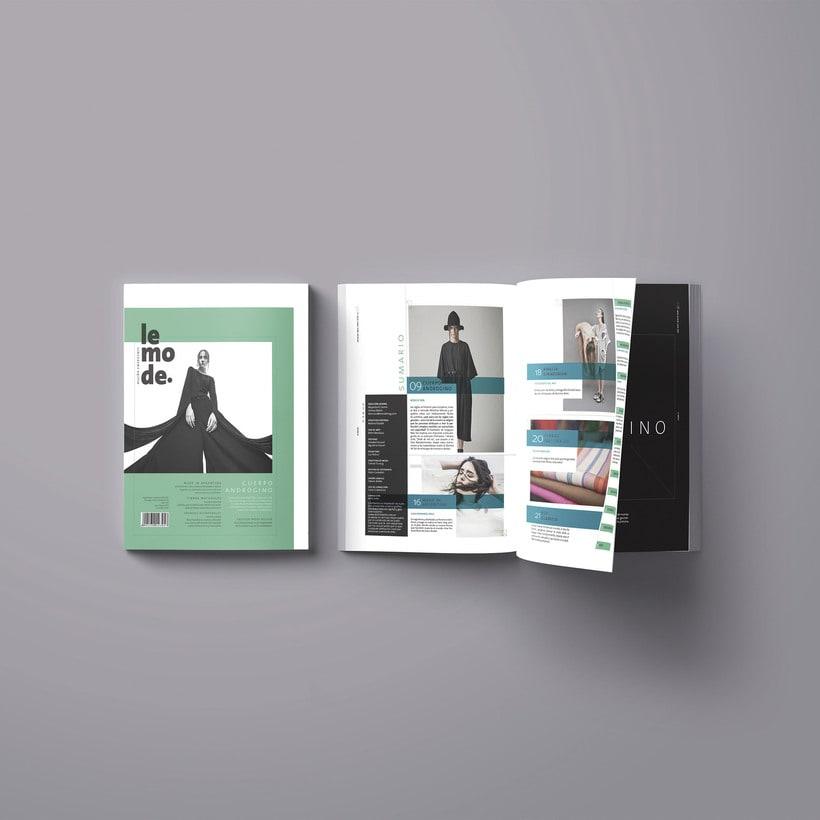 Revista de Moda 0
