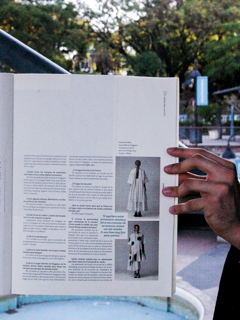 Revista de Moda 3
