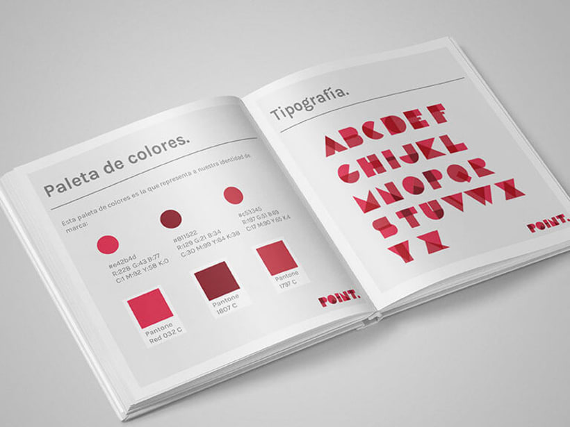 Manual de identidad corporativa :: Point. 2