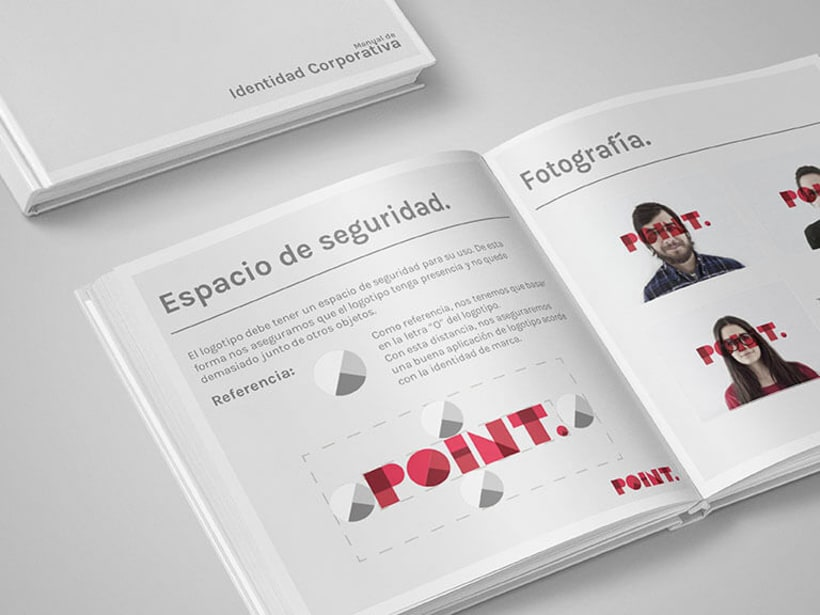 Manual de identidad corporativa :: Point. 4