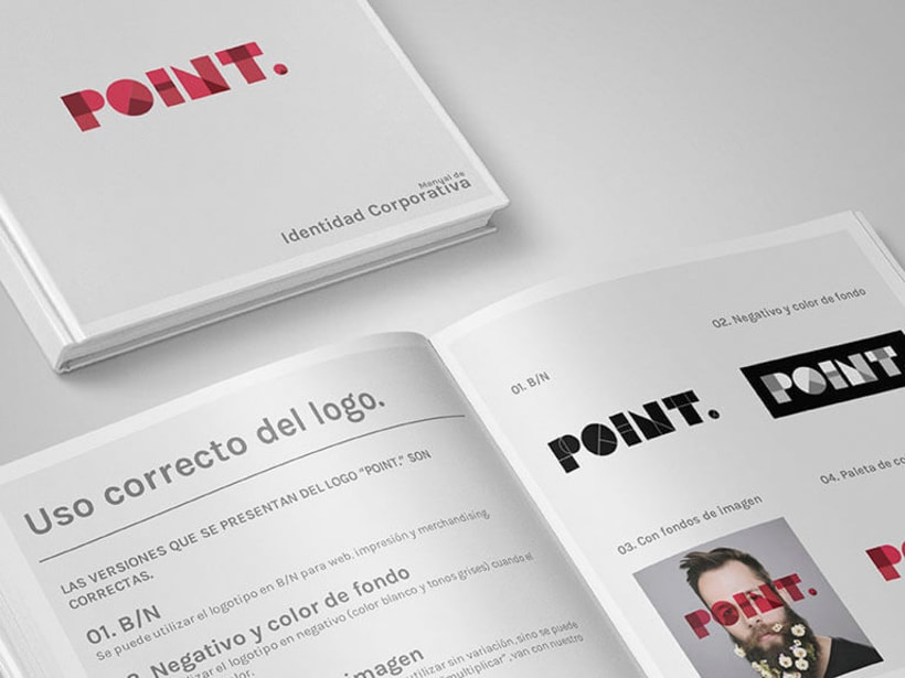 Manual de identidad corporativa :: Point. 5