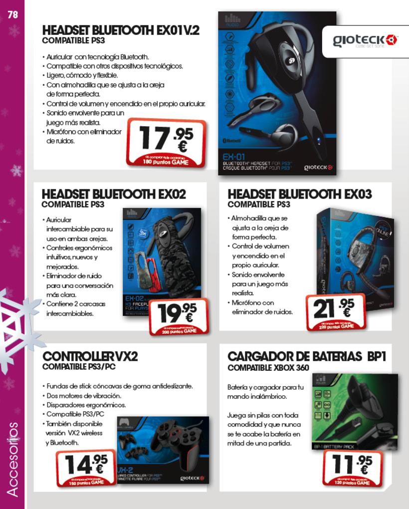 Catálogo 83 GAME 76