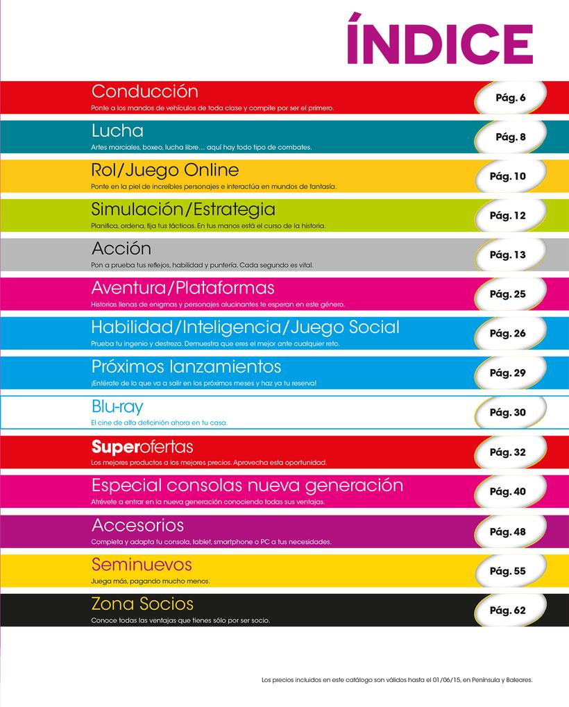 Catálogo 84 GAME 3