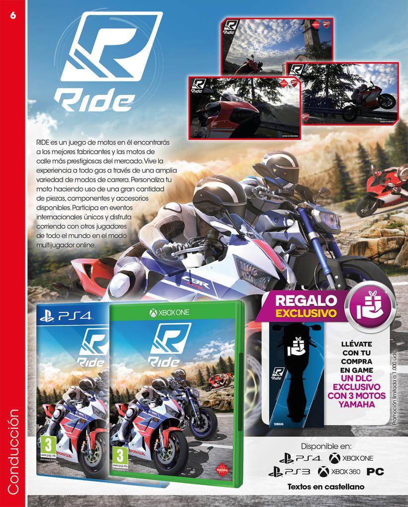 Catálogo 84 GAME 4