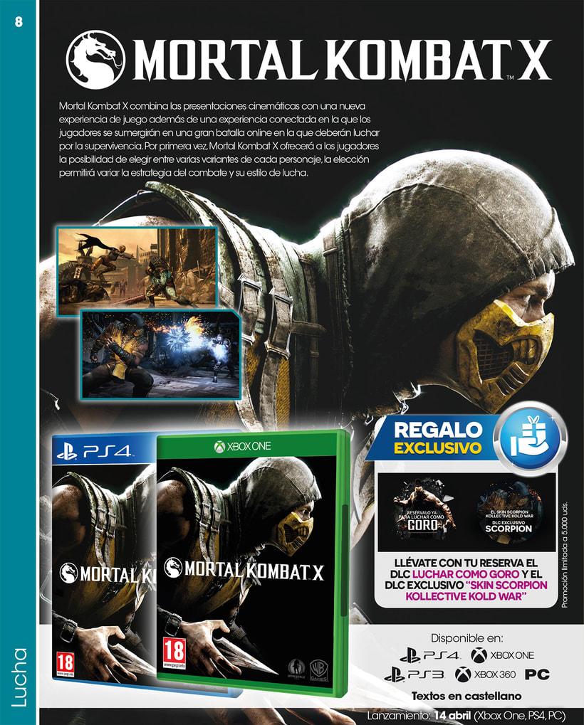 Catálogo 84 GAME 6
